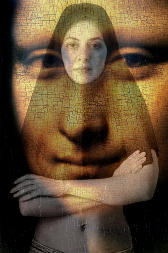 Série Icons : Mona Lisa, 2015