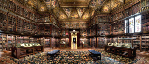 The Morgan Library II