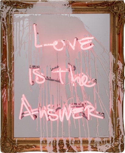 Love is the answer, 2018