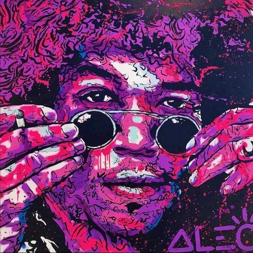 Jimmy Hendrix Icon