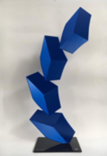 Curve Nimbus F232 - Iridescent blue, 2017