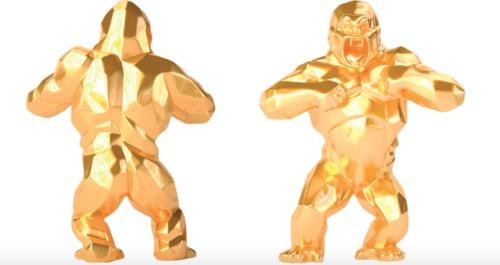 Wild Kong gold 230 cm