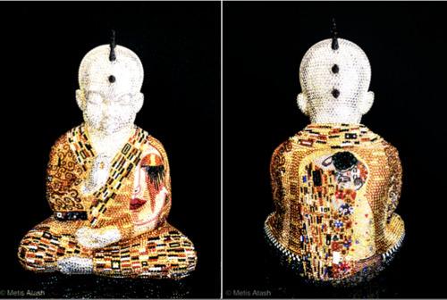 """Punkbuddha large """"PROMISES"""" feat. Klimt, 2019"""