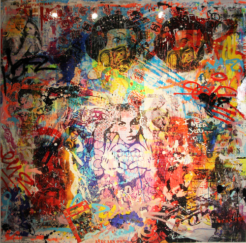 Blanche Neige Graffs