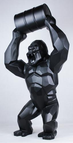 Wild kong au bidon - black (70 cm)