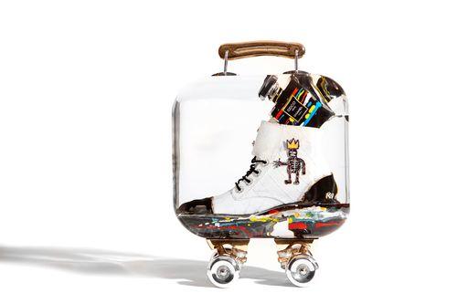 TRAVEL BAG - ROLLER BAG - La liberté, 2020