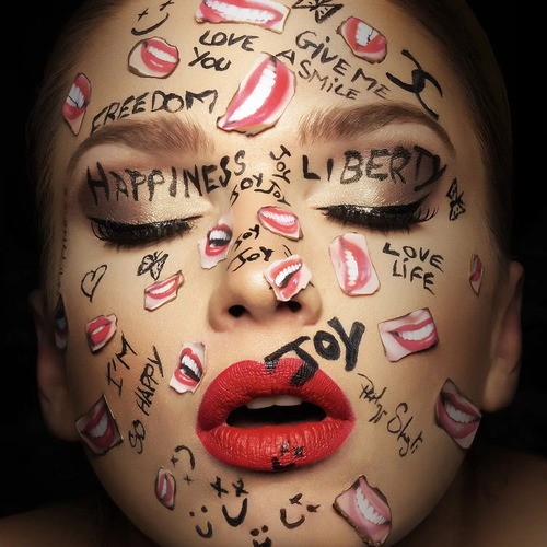 """Happiness is back - """"Explosed Smile"""", 2021"""