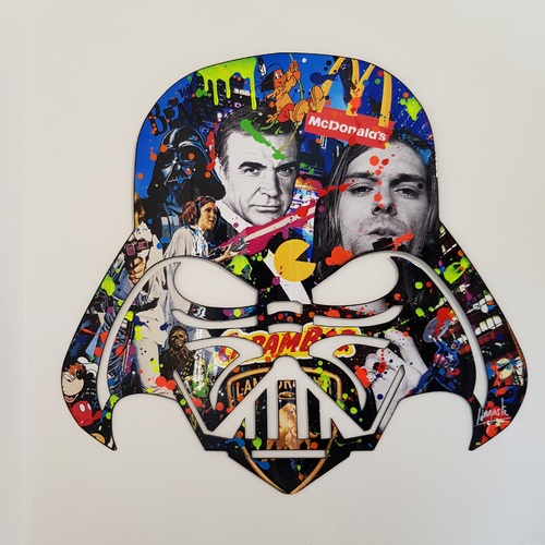 Vader the boss, 2018