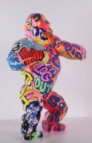 Wild Kong - Tagué
