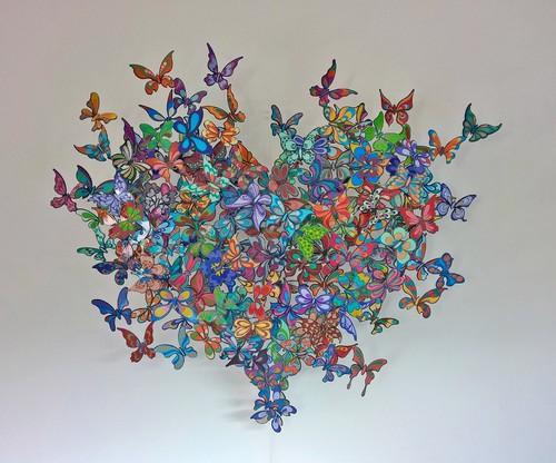 My heart is all a flutter III
