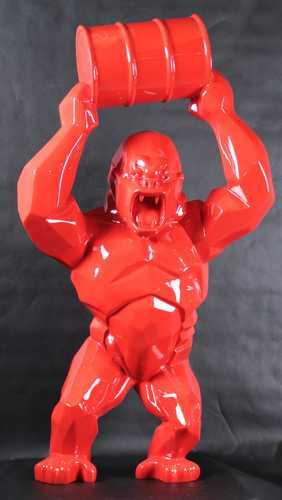 Mini Wild Kong au bidon - Rouge