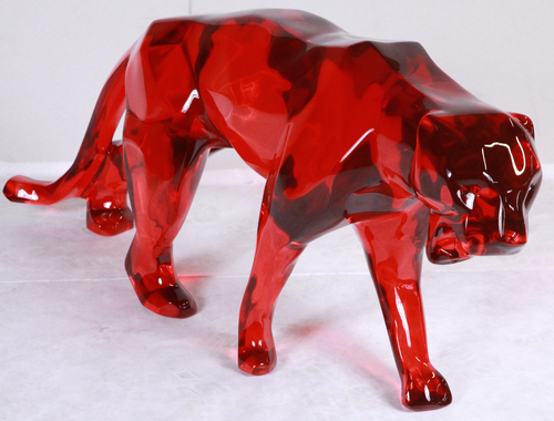 Wild Panther - Crystal Clear Rouge