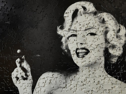Marilyn's cigare