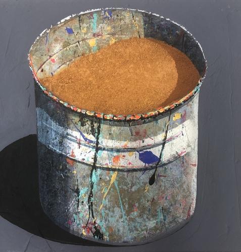 Pot - Marron
