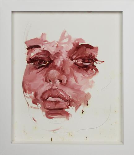 Etude portrait #3 - 2011