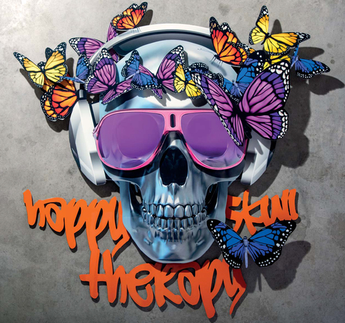 Happy Skull Therapy
