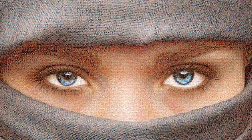 Candice yeux bleus, 2018