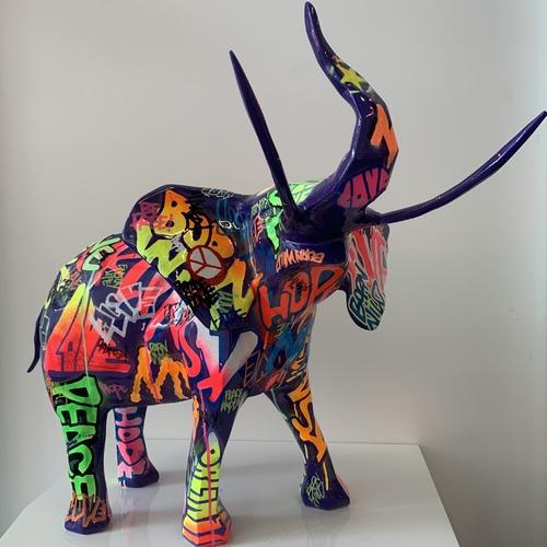 Elephant - Tagué