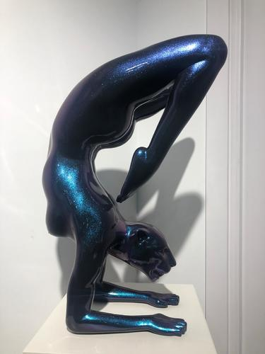 Hybrid Panther, Finition Purple blue caméléon effect, 2020