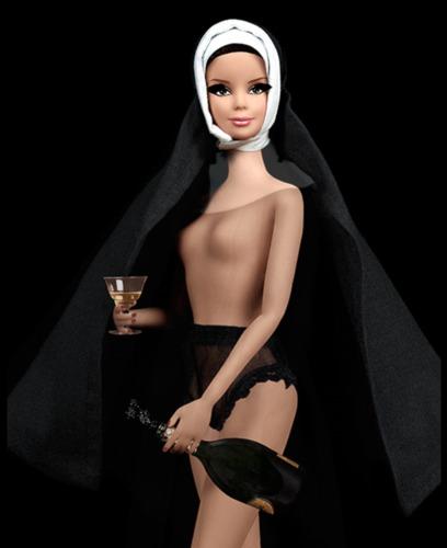 Nun & Champagne