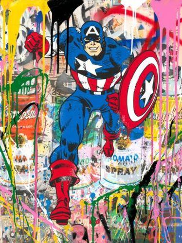 Captain America, 2018