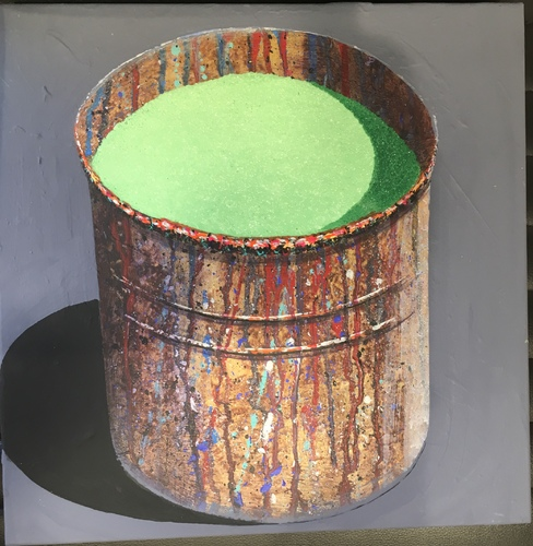 Pot - Vert Pâle