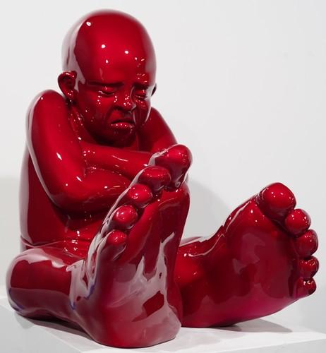 Babyfoot 85 - Résine rouge