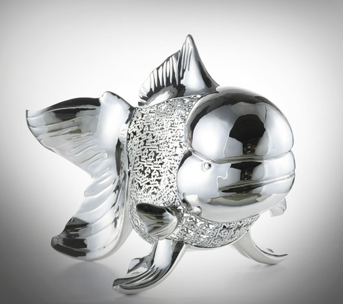 Nishikigoi, 2015 (silver-silver)
