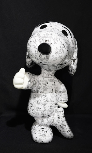 SNOOPY - Comic Strip - 1991 Collector edition (50 cm)