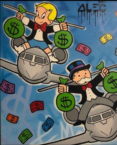 Monopoly Richie Jet Riders