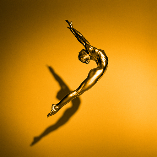 Artemis - gold, 2020