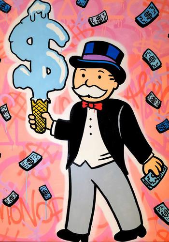 Monopoly Dollar cone