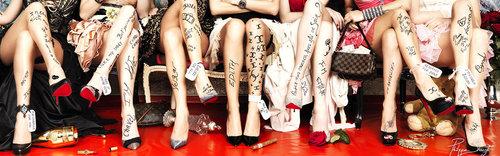 Prostitution legs