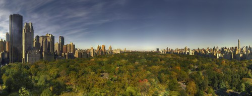 Central Park Day