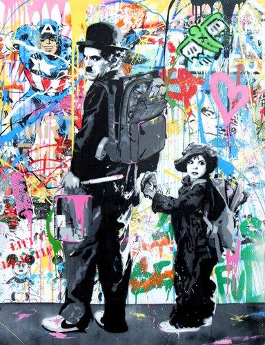 Chaplin & Kid, 2016