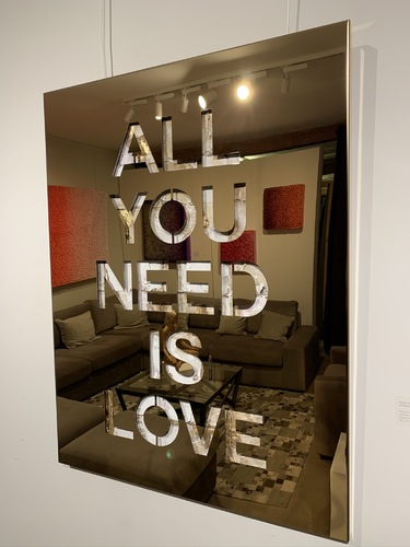 All you need is love, 2020