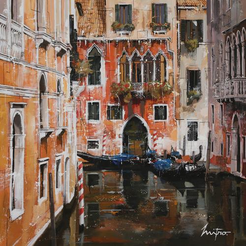 Venise, cour intérieure