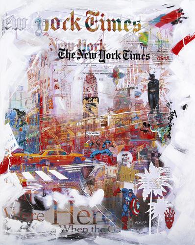 Les comics à NY