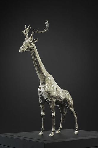Girafe-cerf