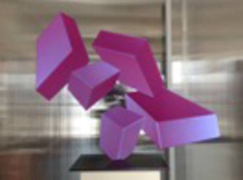 Flight M17 - Magenta Opalescente, 2012