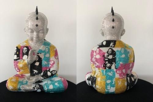 """Punkbuddha """"Me & Myself"""" feat Warhol, 2018"""