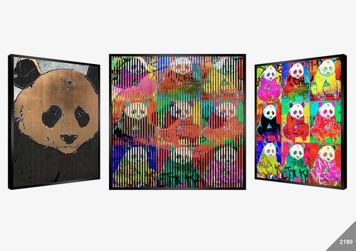 Coffret édition Panda Or