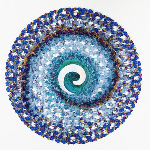 Dreamcatcher Espiral, 2020