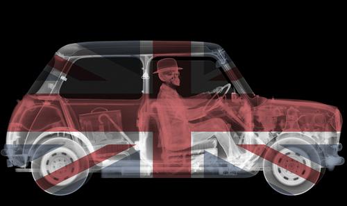 1970 Union Jack Mini Driver, 2014 (S)