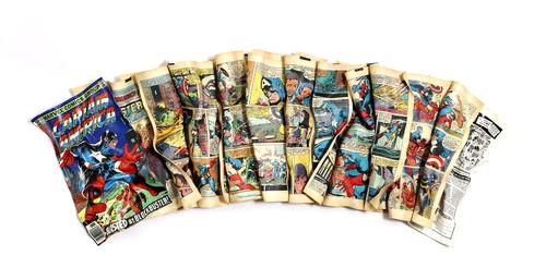 Captain America #258