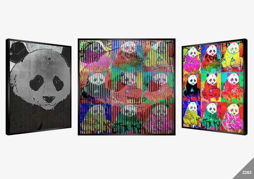 Coffret édition Panda Argent